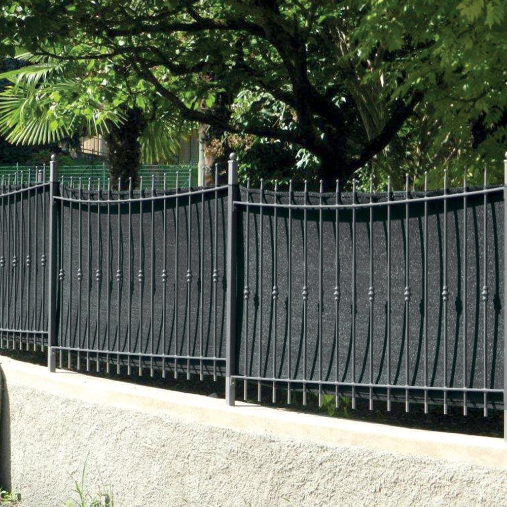 cerramientos de jardín: malla de ocultación