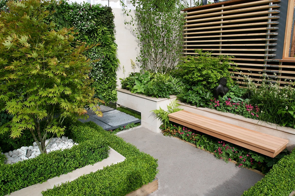 Trucos para decorar un jardín pequeño: aprovechar al máximo el espacio