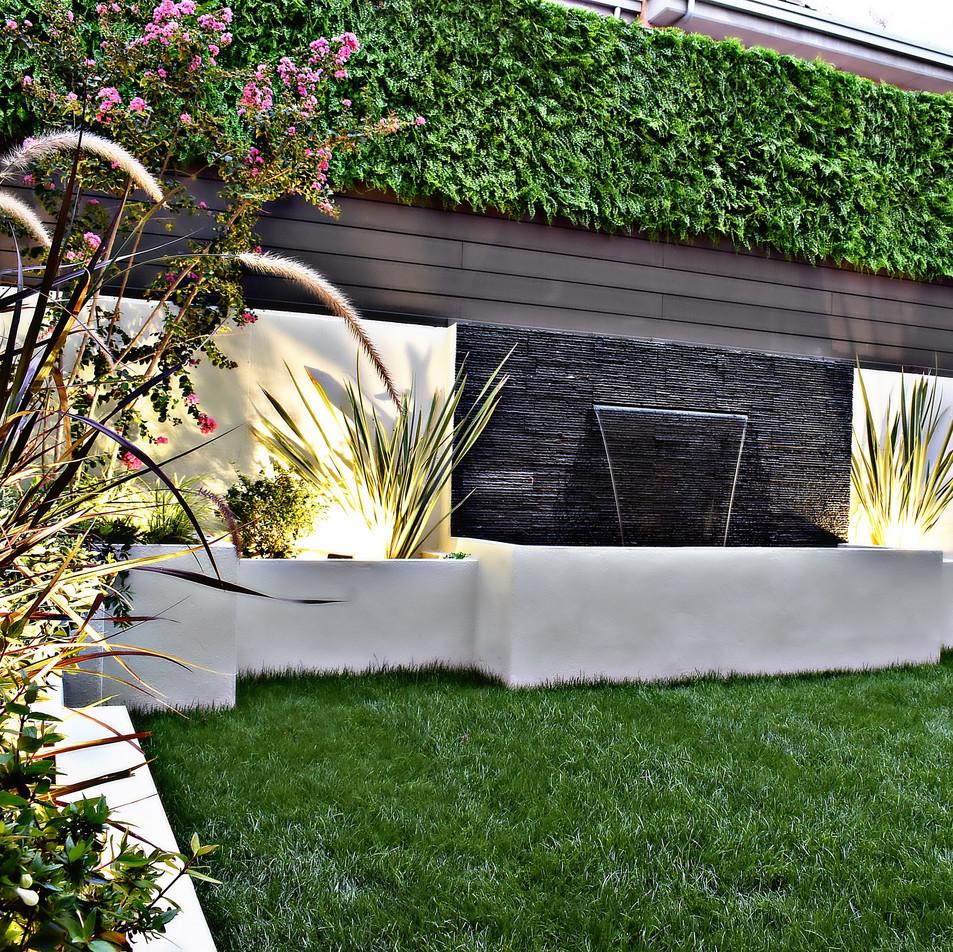 Diseño realizado por Arquitectura Vegetal