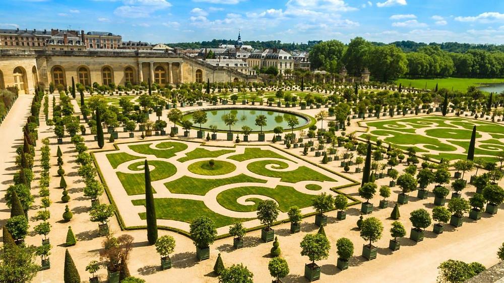 Jardines más bonitos del mundo: Jardines del Palacio de Versalles (Francia)