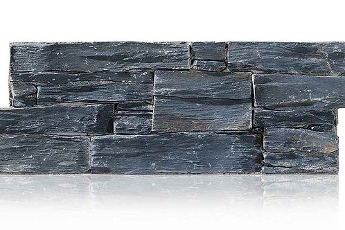Panel premontado taco negro