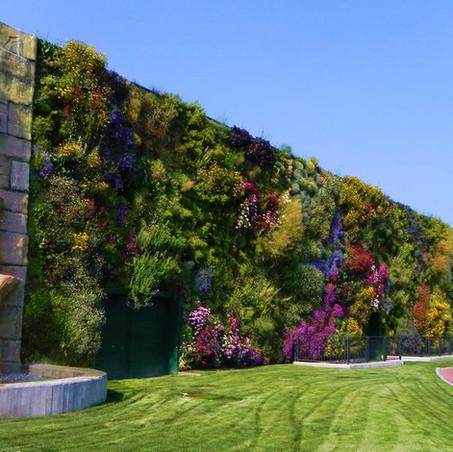 Los 14 jardines verticales más bonitos del mundo