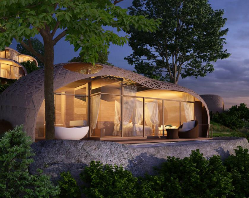 7 impresionantes casas de árbol: hotel en las alturas