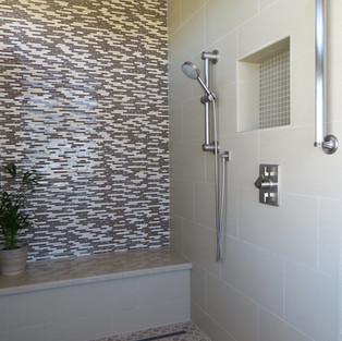 Residential - Master Shower