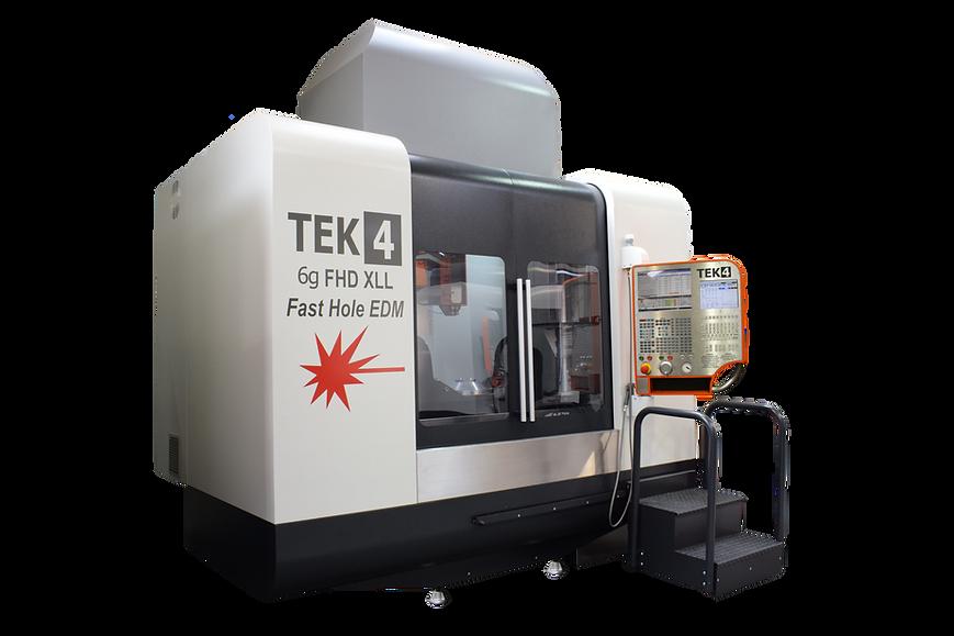 TEK4 6g EDM XLL Machine