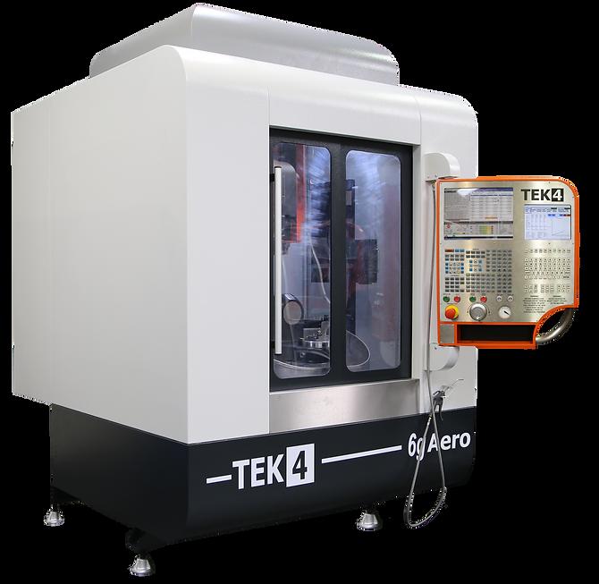 TEK4 6g EDM Aero Machine