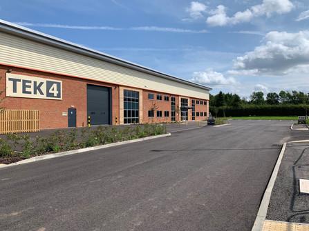 TEK4s New Factory