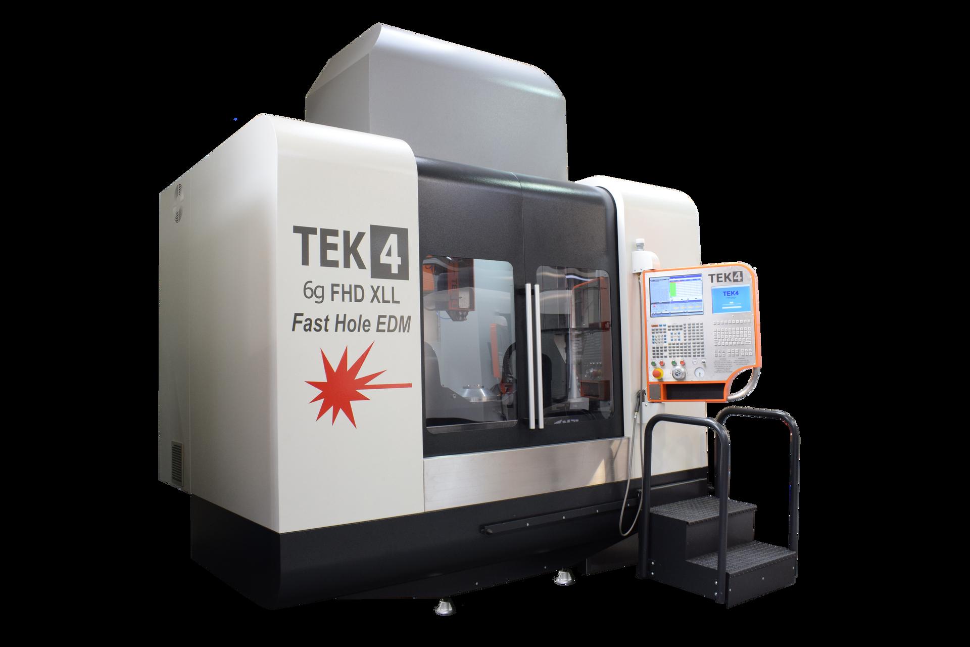 TEK4 6g XLL FHD EDM System