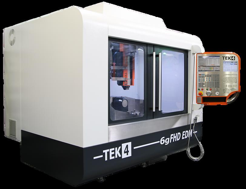 TEK4 6g EDM ST Machine