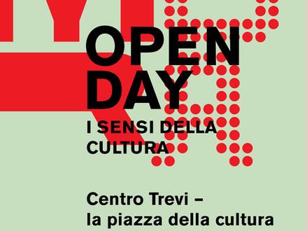 Open Day - I sensi della cultura presso il Centro Trevi