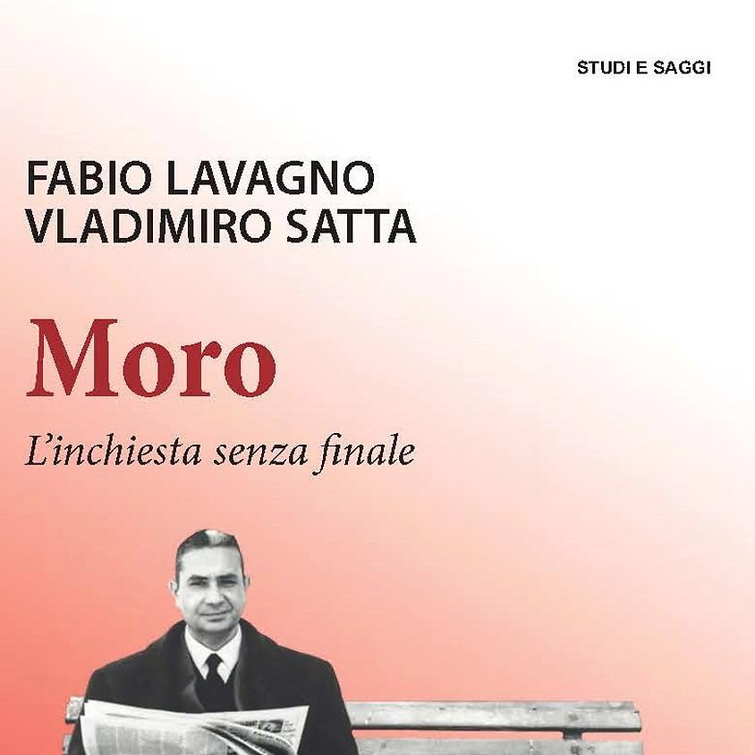 Presentazione del libro Moro: l'inchiesta senza finale