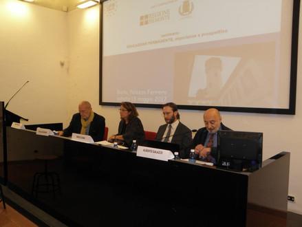 """Seminario """"EDUCAZIONE PERMANENTE: Esperienze e prospettive"""""""