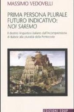 Prima persona plurale futuro indicativo: noi saremo
