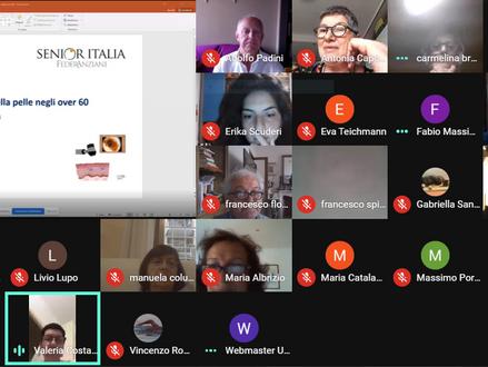 Grande successo per il primo dei Micro Convegni online dedicati ai GRANDI TEMI DELLA MEDICINA realiz