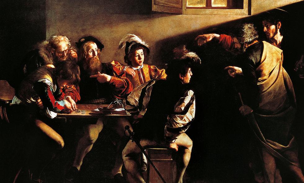 Rembrandt van Rijn VS Caravaggio