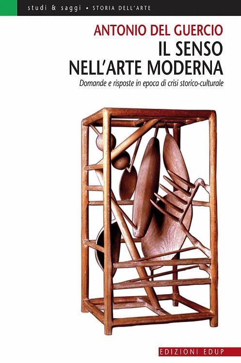 Il senso nell'arte moderna