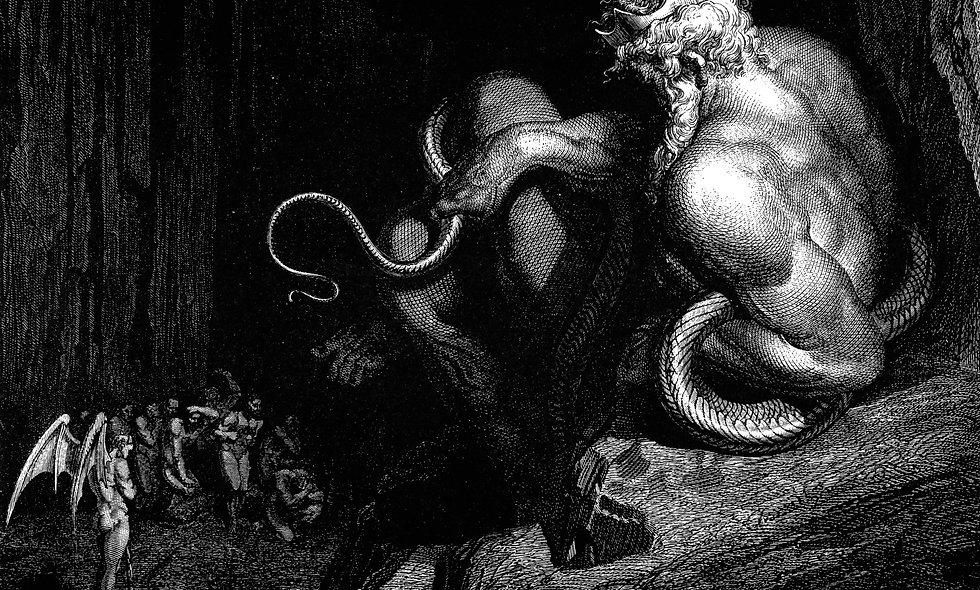 La Divina Commedia di Gustave Dorè