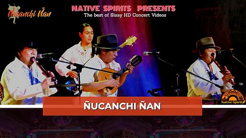 NATIVE SPIRITS PRESENTS NUCANCHI NAN cop