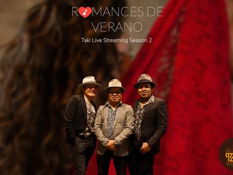 ROMANCES DE VERANO Taki Live Streaming Season 2.