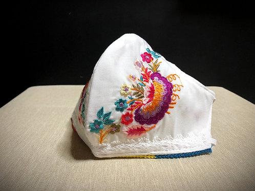 Suri Bordado Mask