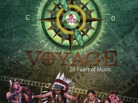 SISAY20周年記念コンサートツアー「VOYAGE」CD&DVD発売のお知らせ