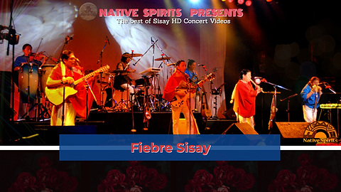NATIVE SPIRITS PRESENTS FIEBRE SISAY (1)