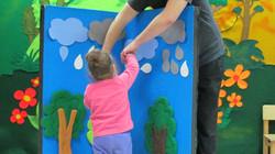 הילדים משתפים פעולה בכל גיל