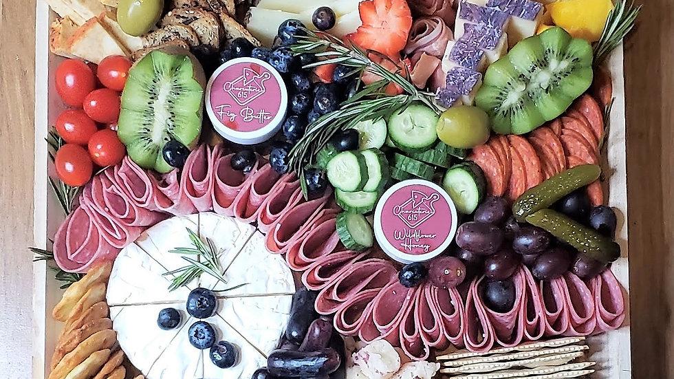 Cheese & Charcuterie Board