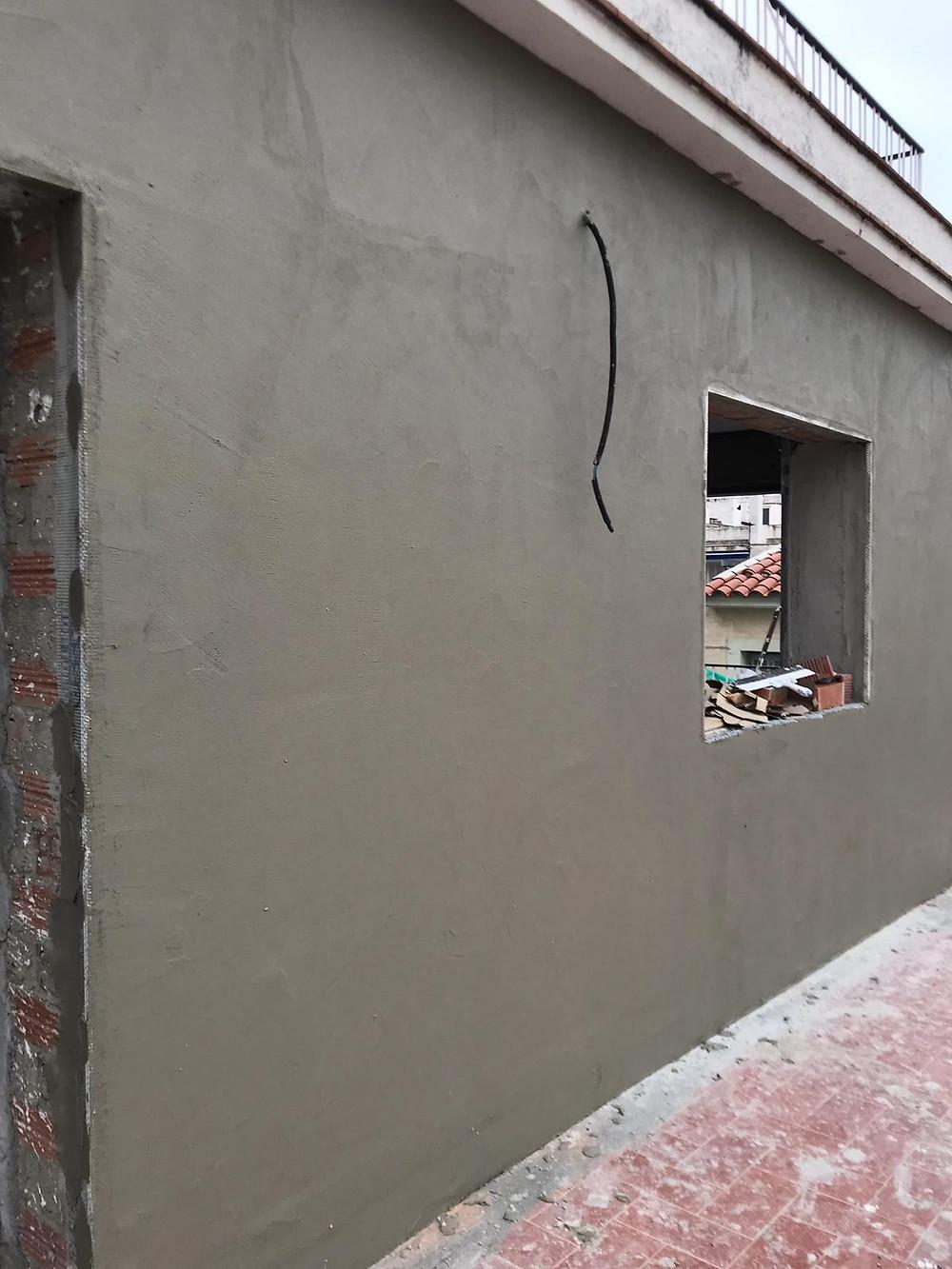 rehabilitación fachadas Garraf