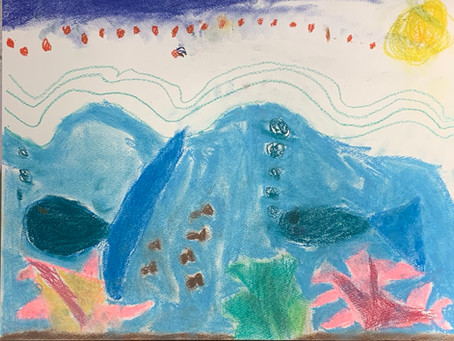 絵画造形クラス11月のカリキュラム