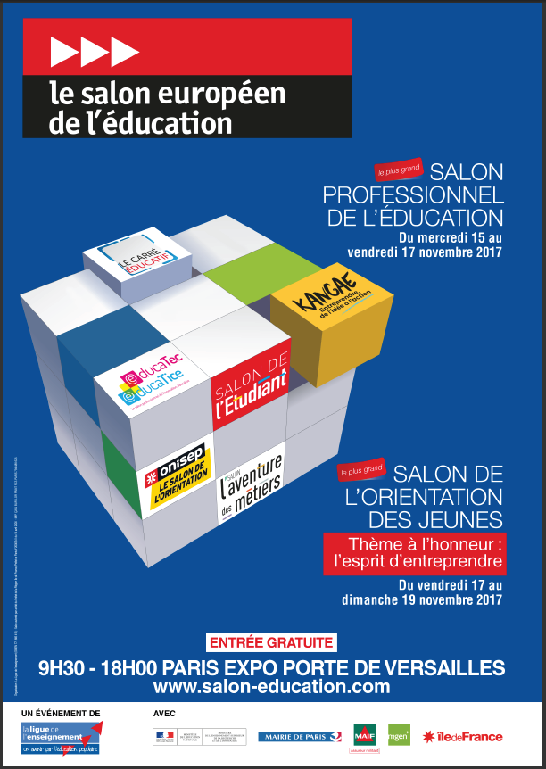 Salon européen de l'éducation