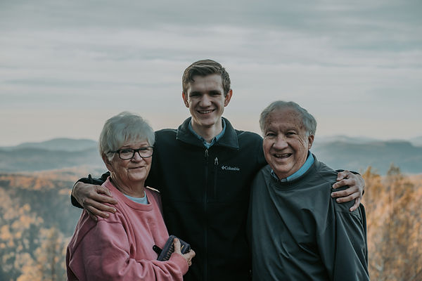 Jordan and Grandparents