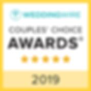 Melrose Visuals Couple's Choice Award