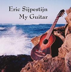 My Guitar Front slim case album cover.jp