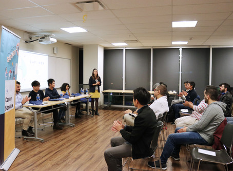 Share Your Knowledge. Career in Tech!💻💻💻 Event Recap🙌