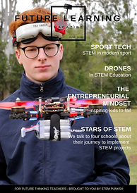 Future Learning Magazine - June Edition