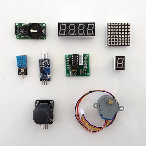 Innovation Expansion - Motors, Sensors & Displays