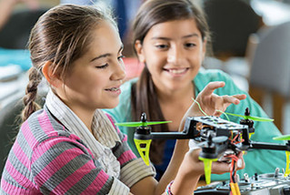 Drones in STEM Education