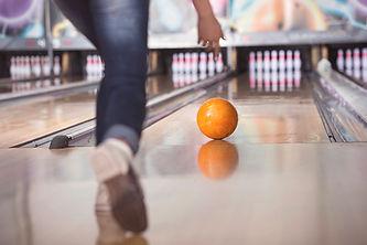 Allée de bowling
