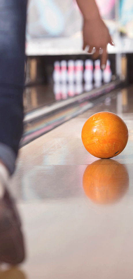 Bowling Alley | Grace Lanes | United States