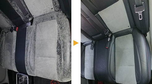 車内のカビクリーニング STEAMER'S 神奈川.JPG