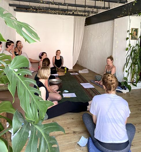 Yogalehrerausbildung Bochum