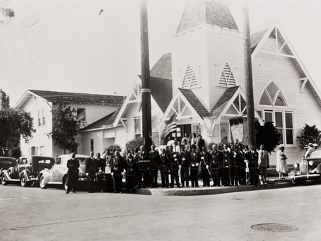 Choosing Our Community's Historic Resources: St. Paul's AME Church at 502 Olive St.