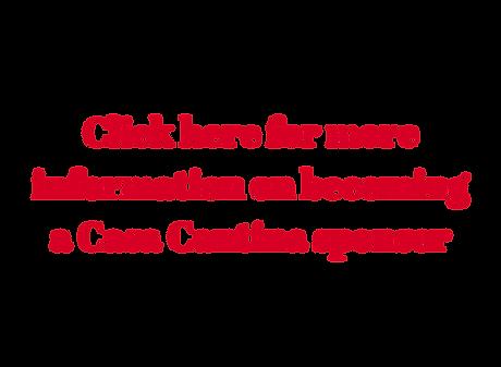 Casa Cantina 2019 sponsor ask web header