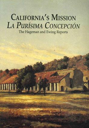 California's Mission La Purísima Concepción