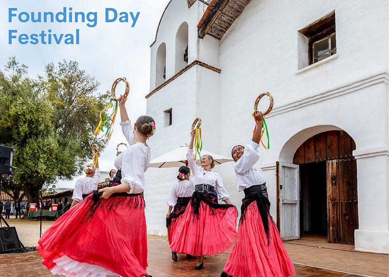 2020 Founding Day Festival postcard 5x7-