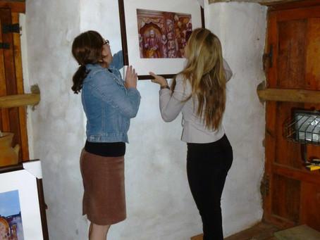 Junípero Serra in Mexico Exhibit Opens at Casa de la Guerra