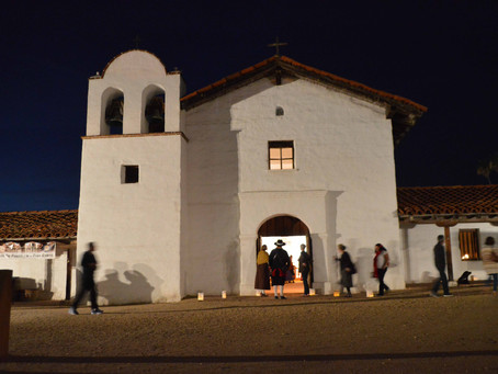 Presidio Pastimes by Candlelight