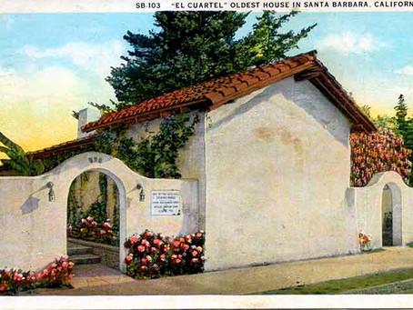 Postcard Collection at the Presidio Research Center