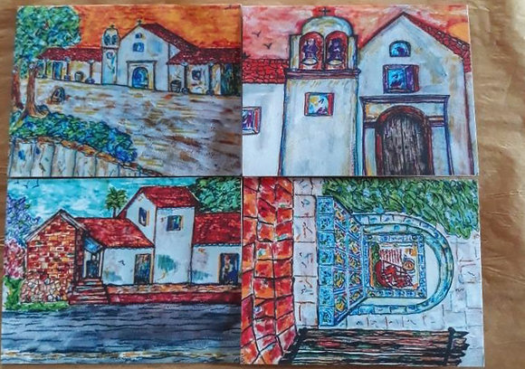 Notecards by Claudia Hoag McGarry (Option 2)